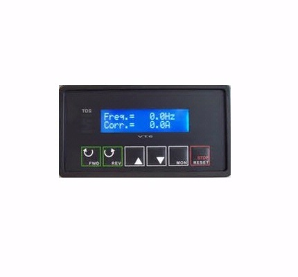 Control and display - code MITOS VT6